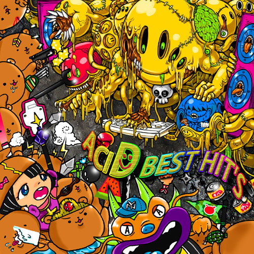 acid best hit's