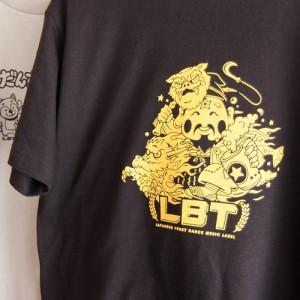 LBTx藤子名人シャツ